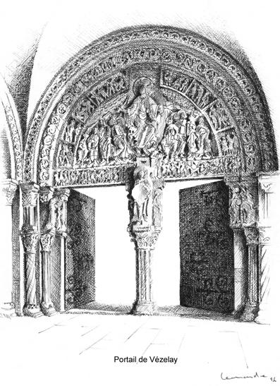 104 Portail de Vézelay RR copie